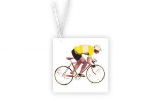 Racing-bicycle-gift-tag