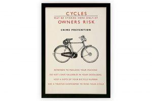remember-to-padlock-your-machine-vintage-bicycle-print
