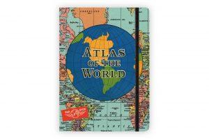 atlas-world-travel-journal