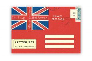 union-jack-letter-set