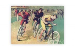 cycles-clement-1891-bicycle-greeting-card