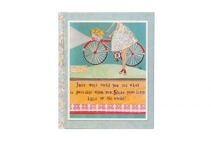 curly-girl-bicycle-notebook-shine-your-little-light