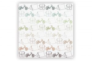 cycle-touring-small-pattern-bicycle-greeting-card