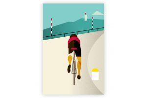 le-tour-mont-ventoux-cycling-print-eleanor-grosch