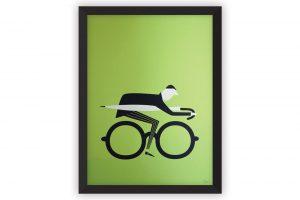 the-commuter-cycling-print-by-rebecca-j-kaye