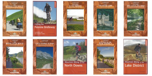 cicerone-adventure-cycling-guide-books