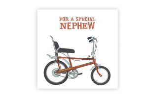 special-nephew-bicycle-greeting-card