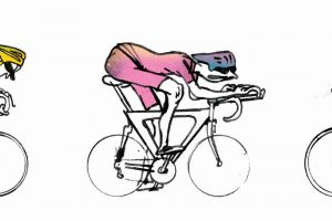 midlife-cyclists-cycling-print-simon-spilsbury