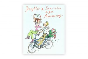 daughter-son-in-law-bicycle-anniversary-card