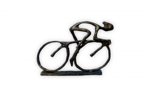 racing-cyclist-bicycle-sculpture