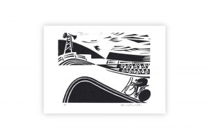 mr-mellow-vello-bicycle-greeting-card