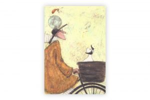 rover-does-a-back-flip-bicycle-greeting-card