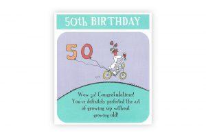 50th-birthday-bicycle-greeting-card