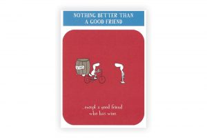 good-friend-with-wine-bicycle-greeting-card
