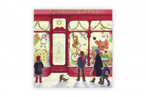 toy-shop-bicycle-christmas-cards-x5