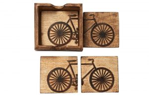 set-of-4-hand-carved-wooden-bicycle-coasters