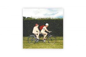 naked-tandem-bicycle-greeting-card