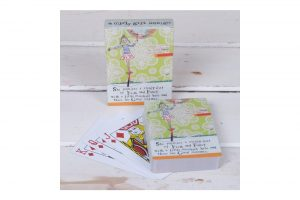 curly-girl-bicycle-playing-cards
