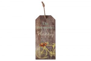 do-what-makes-you-happy-wooden-bicycle-sign
