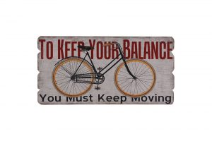 keep-your-balance-wooden-bicycle-sign