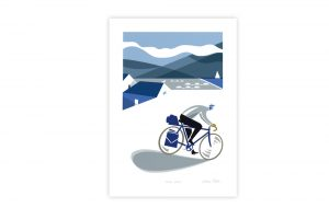 blue-rider-bicycle-greeting-card-by-andrew-pavitt