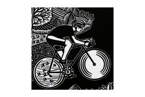 bee-is-for-bicycle-cycling-print-by-hugh-ribbans