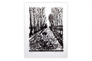 paris-roubaix-cycling-print-by-dave-flitcroft
