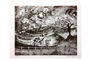 beltane-breeze-cycling-print-by-dave-flitcroft