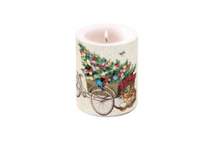 christmas-bicycle-candle