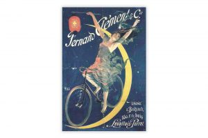 fernand-clement-bicycle-postcard