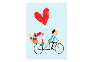 tandem-love-bicycle-greeting-card