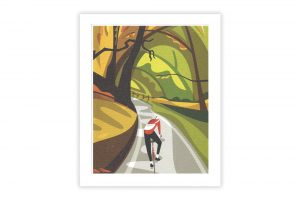 falling-leaves-bicycle-greeting-card-by-andrew-pavitt