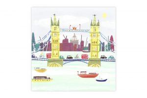 tower-bridge-bicycle-greeting-card