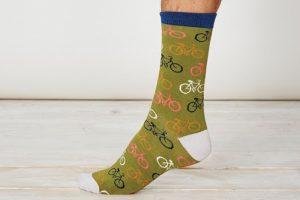 mens-bamboo-bicycle-socks-olive