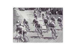 cycle-race-1946-bicycle-greeting-card