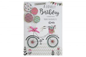 favourite-things-bicycle-birthday-card