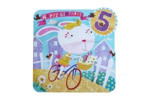 happy-5th-bunny-bicycle-birthday-card
