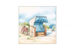 ride-to-the-beach-bicycle-napkins