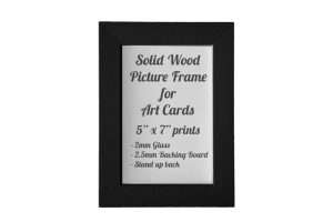 black-picture-frame-for-5-x-7-greeting-cards