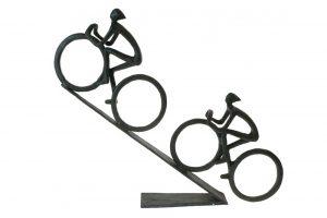 hill-climb-racing-cyclists-bicycle-sculpture