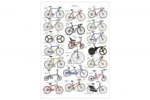 bicycles-print-by-david-sparshott