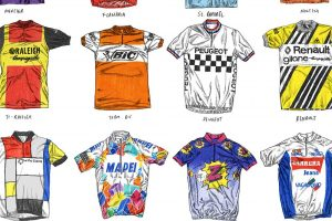 racing-cycling-jerseys-print-by-david-sparshott
