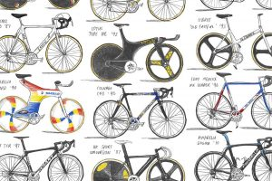 iconic-road-and-track-bikes-print-by-david-sparshott