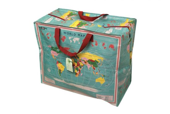 world-map-jumbo-bag