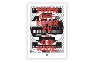 turn-off-your-tv-go-ride-bicycle-greeting-card-anthony-oram