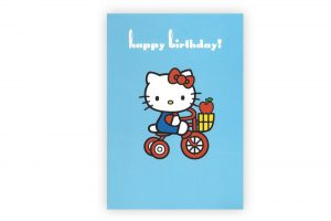 hello-kitty-bicycle-greeting-card