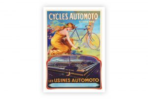 cycles-automoto-vintage-cycling-print