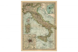 Map-of-italy-wrapping-paper