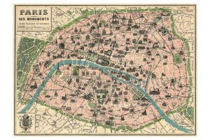 map-of-paris-wrapping-paper